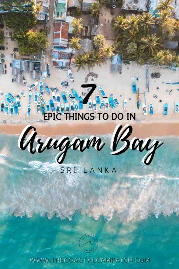 7 Epic things to do in Arugam Bay