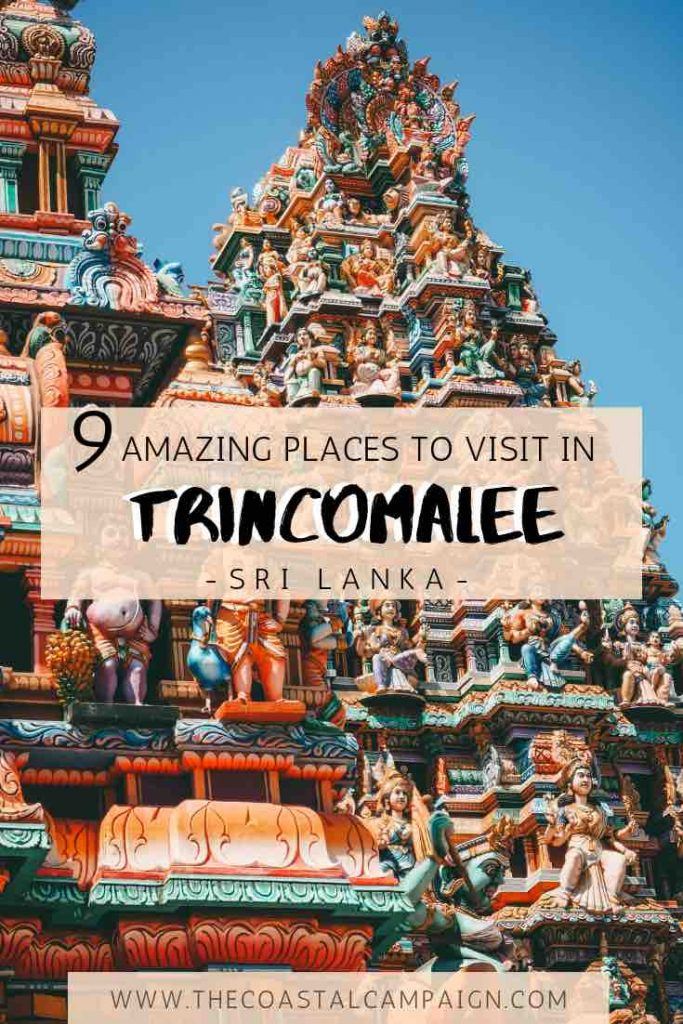 9 Amazing Places to Visit in Trincomalee, Sri Lanka