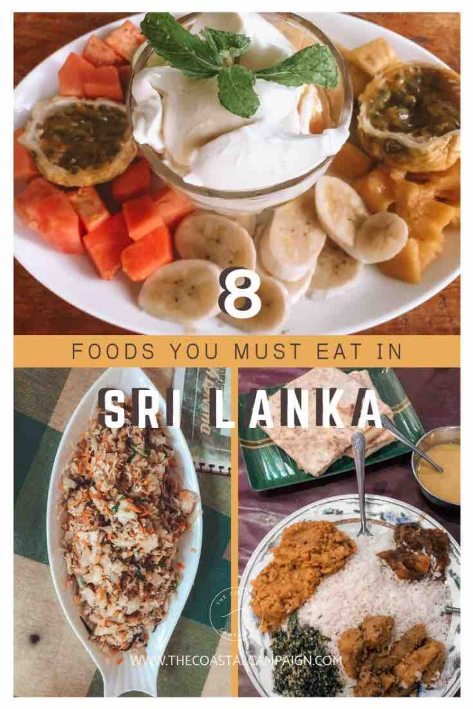 8 Foods You Must try in Sri Lanka